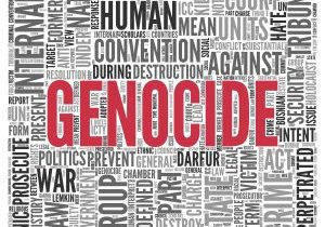 70th anniversary genocide convention